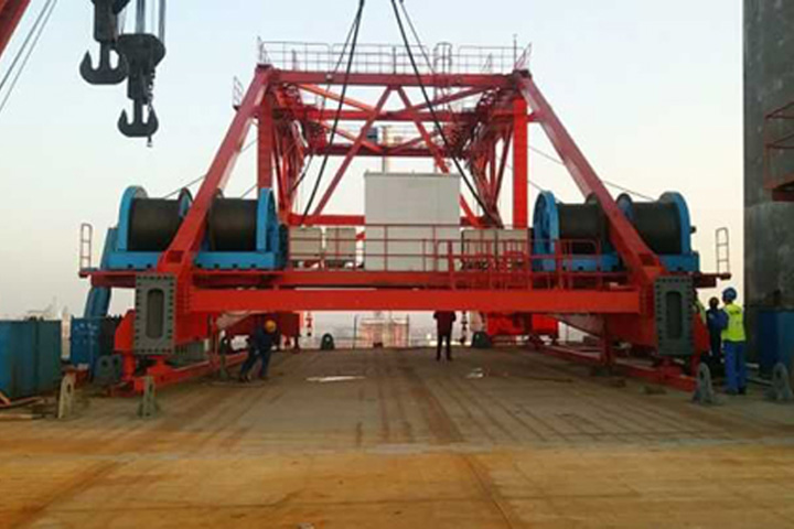 Deck Erection Gantry